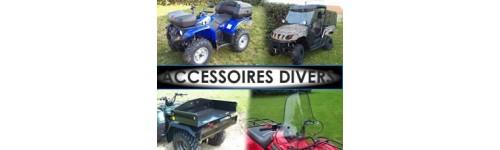 Accessoires divers