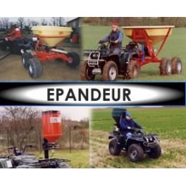 Matériel agricole - Quad-Ernens